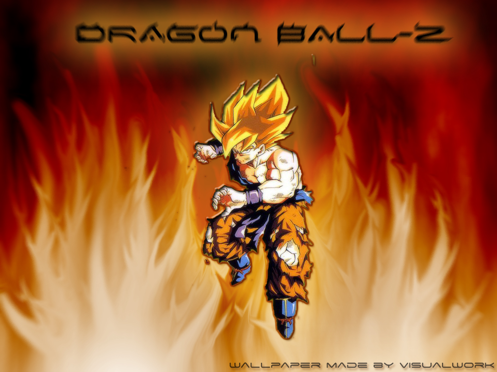 Fondos De Pantalla De Dragon Ball: Fondos De Pantalla De Cartoon Network